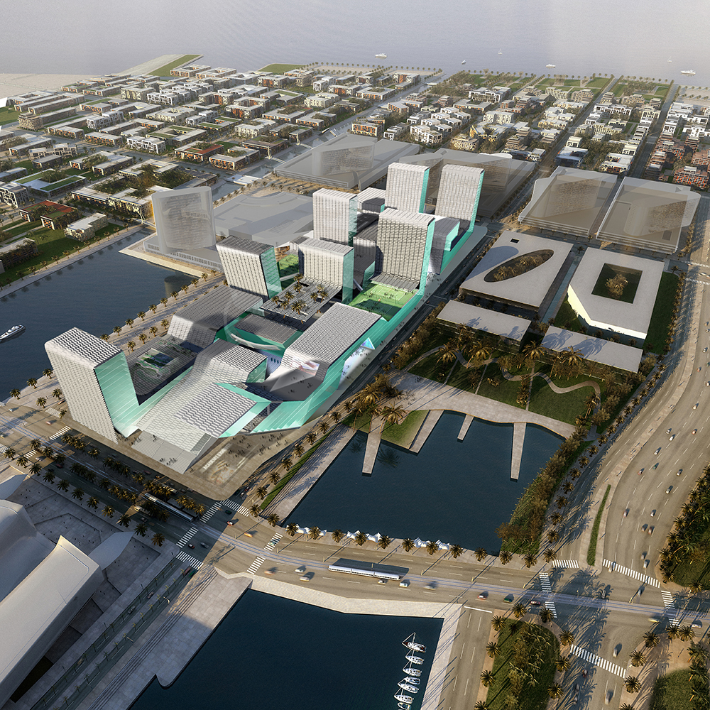BTA Abu Dhabi Media Zone